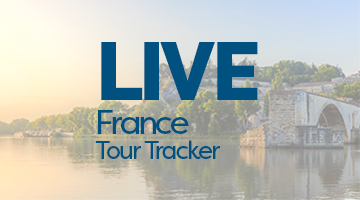 LIVE Tracking of France Trip!