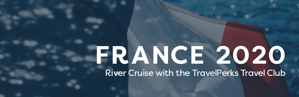 River Cruise through France with TravelPerks